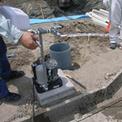 井戸掘り(さく井)工事