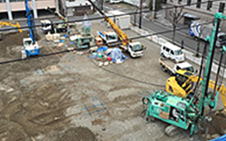 (仮称)M新築工事